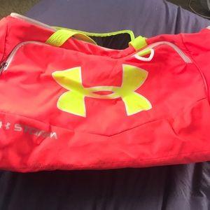 Under Armor Duffle Bag